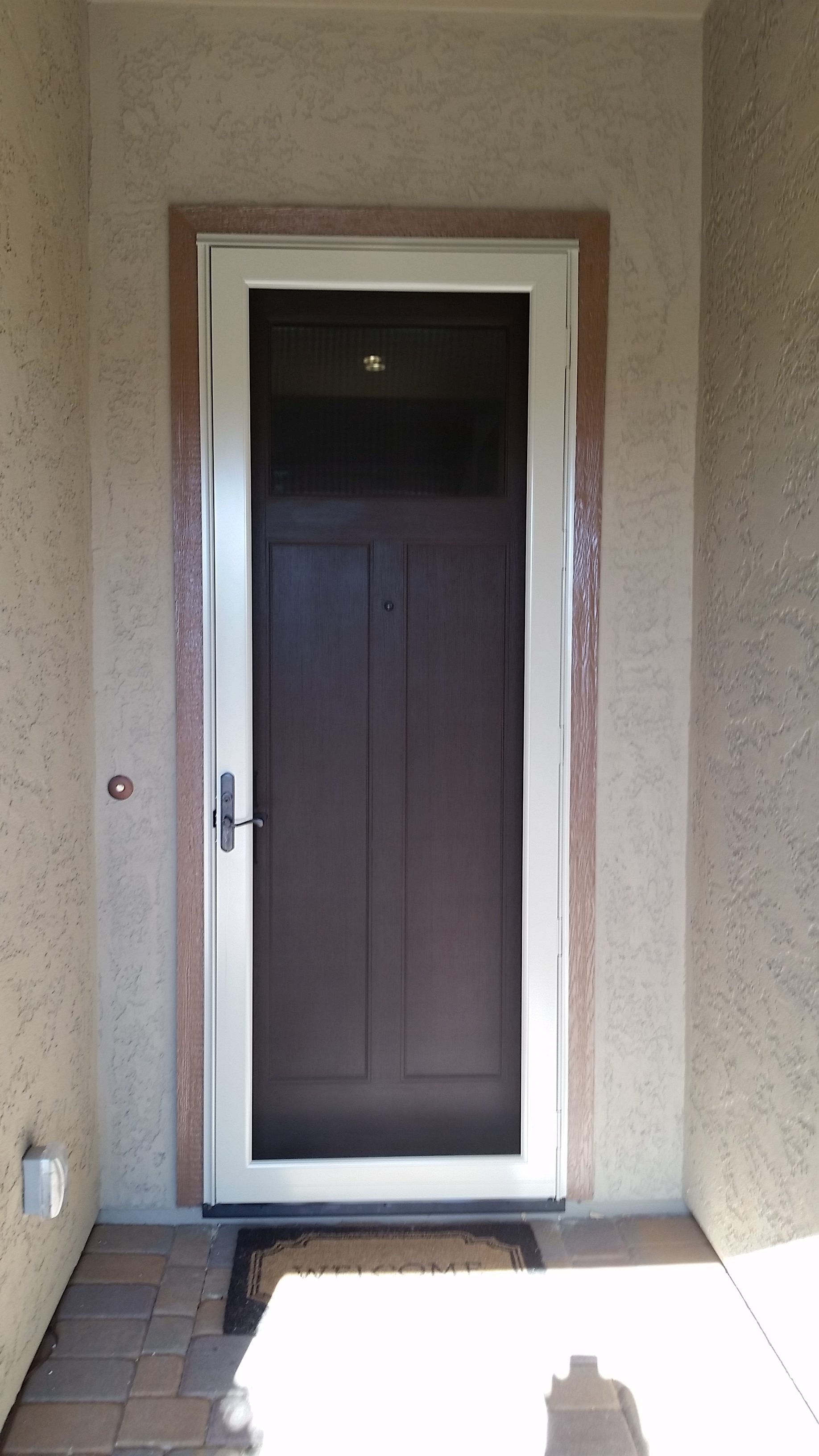 Eco Guard doors come complete with our u201cBest Price and Home Protection Guarantees!u201d & Stainless Steel Mesh Screens in Phoenix AZ