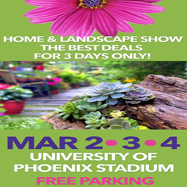 Maricopa Home And Garden Show Free Tickets Garden Ftempo