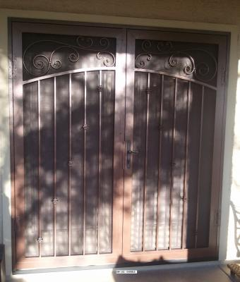 Old World 102 Double Doors